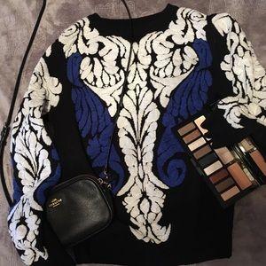 Chicwish Filigree Pattern Sweater